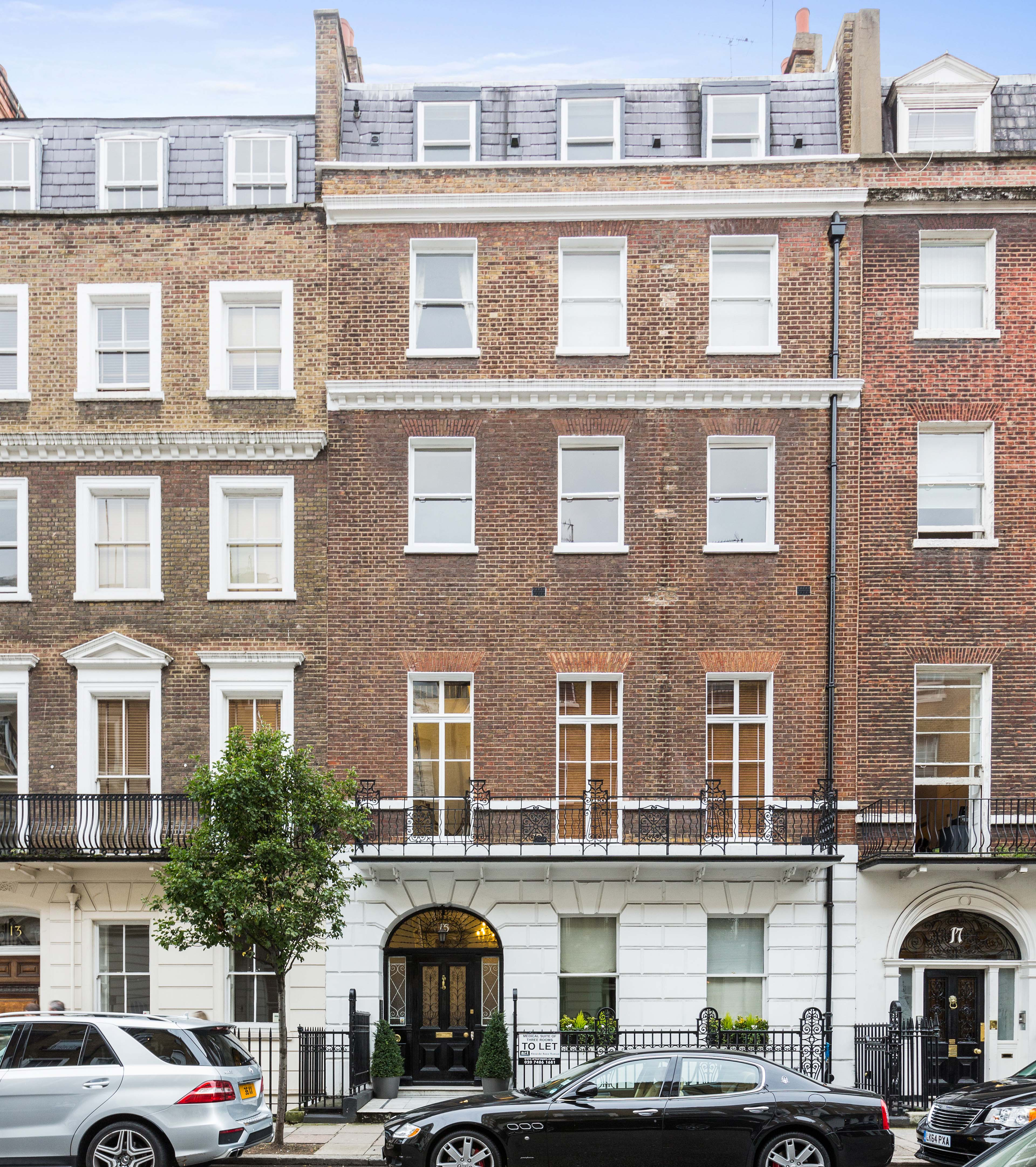 Commercial Property In Marylebone