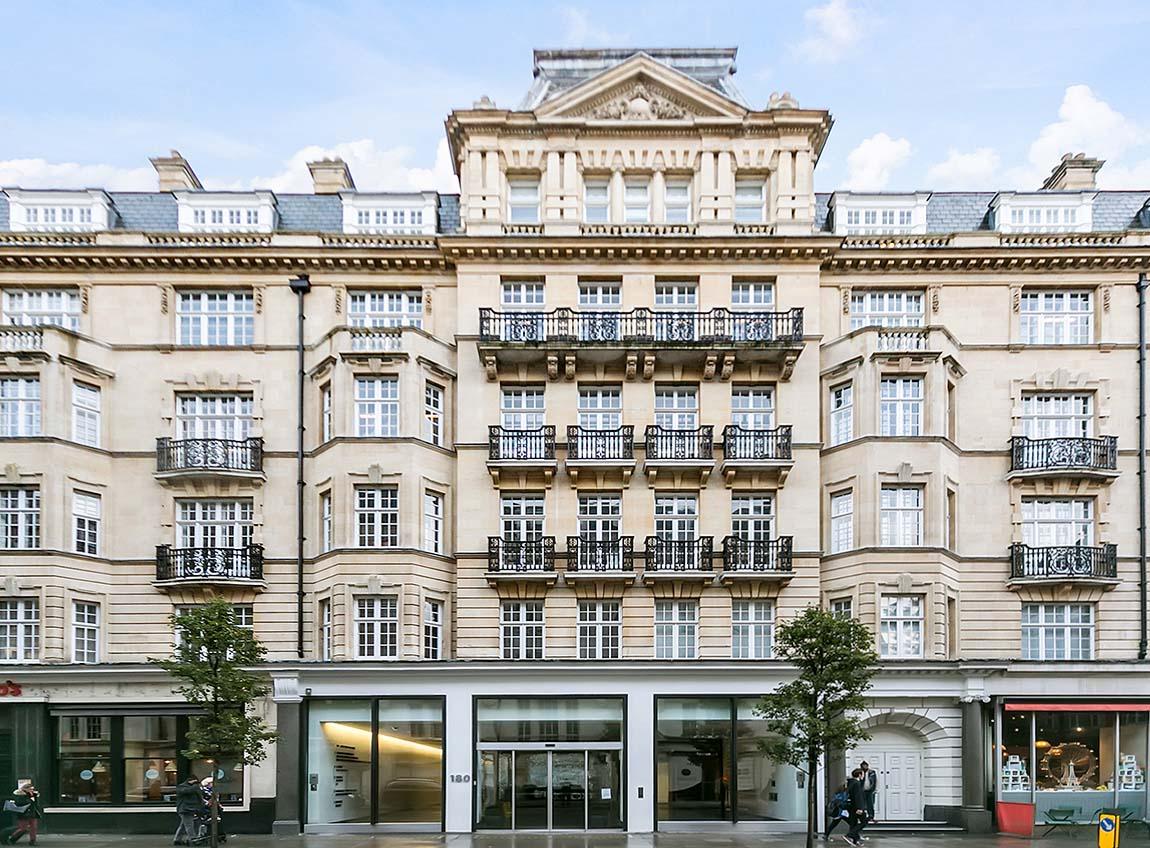 Office Space To Rent Great Portland Street Fitzrovia W1w