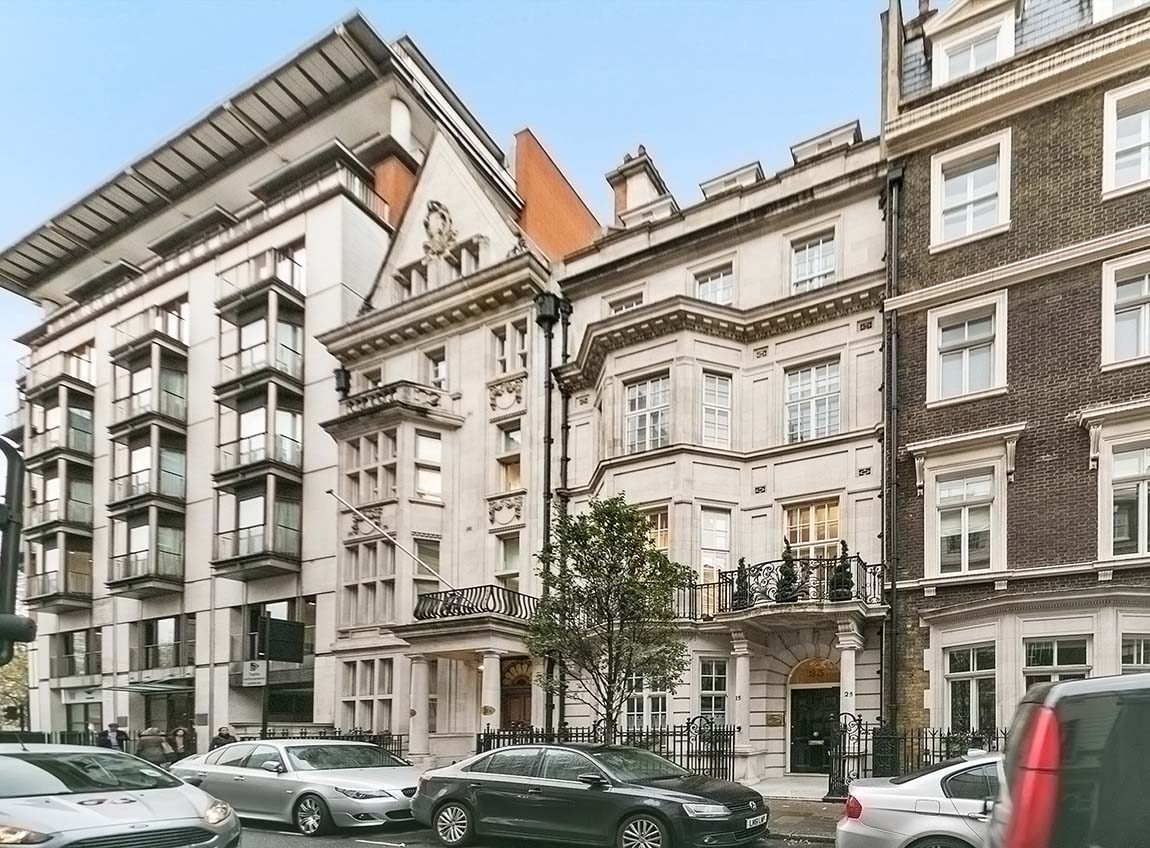 Office Space To Rent Upper Brook Street Mayfair W1k 7qd