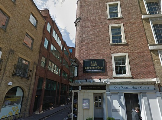 Knightrider Street