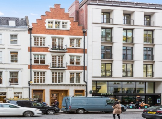 Great Marlborough Street